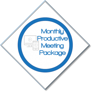 Productive Practice Meetings Packages