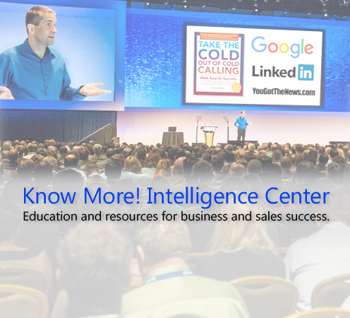 Know More! Intelligence Center