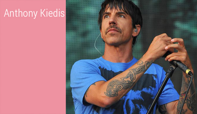 Celebrities_Anthony Kiedis