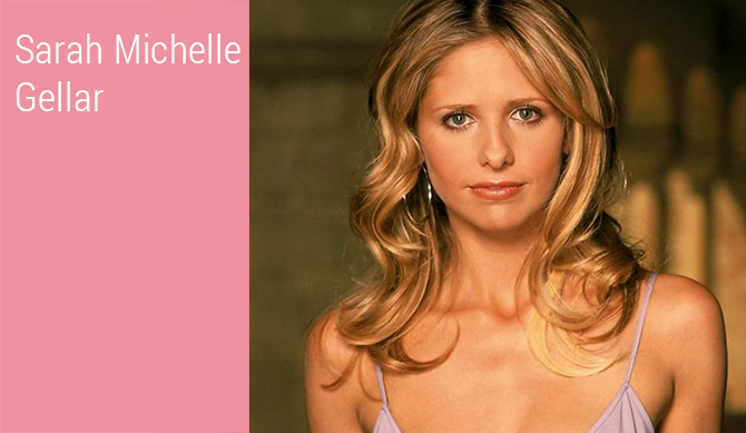 Celebrities_Sarah Michelle Gellar